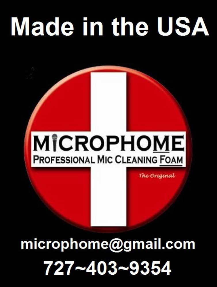 Microphome professional Microphone Cleaner